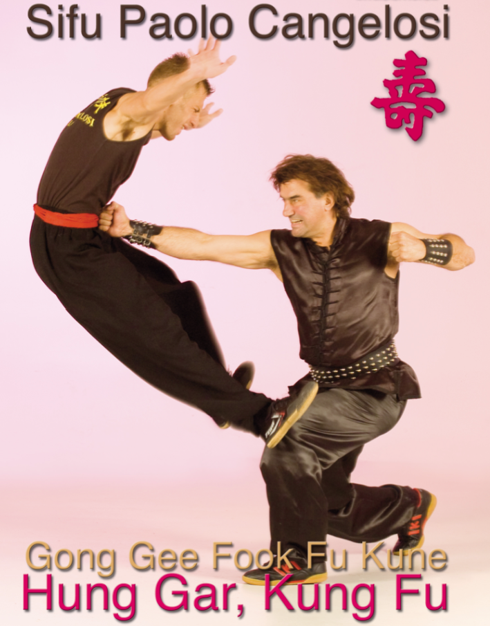 Hung Gar Kung Fu DVD with Paolo Cangelosi 1