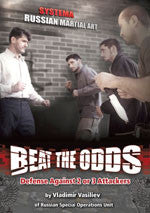Systema: Beat the Odds DVD by Vladimir Vasiliev - Budovideos