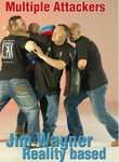 Multiple Attackers DVD with Jim Wagner - Budovideos