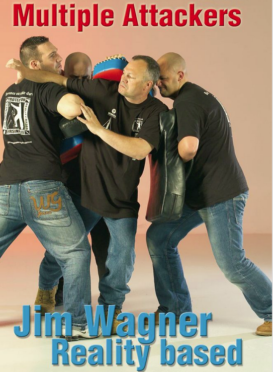 Multiple Attackers DVD with Jim Wagner 1