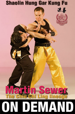 Shaolin Hung Gar Kung Fu with Martin Sewer (On Demand) - Budovideos Inc
