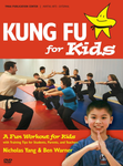 Kung Fu for Kids DVD with Nicholas Yang - Budovideos