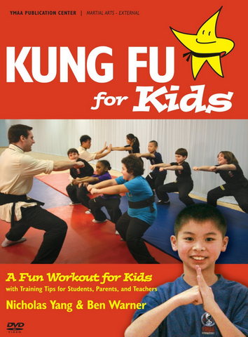 Kung Fu for Kids DVD with Nicholas Yang