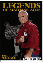 Legends of Martial Arts DVD with Bill Wallace - Budovideos
