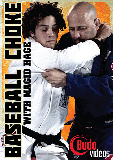 Baseball Choke DVD with Magid Hage 1