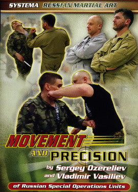 Movement and Precision DVD with Sergey Ozereliev