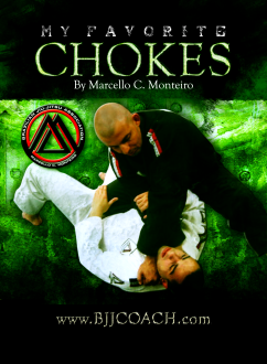 My Favorite Chokes DVD with Marcello Monteiro - Budovideos