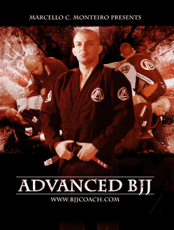 Advanced BJJ DVD with Marcello Monteiro