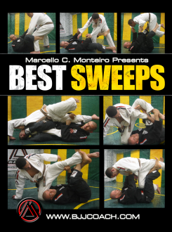 Best Sweeps DVD with Marcello Monteiro
