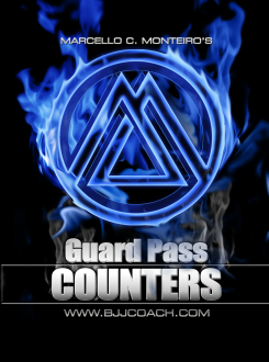 Guard Pass Counters DVD with Marcello Monteiro 1
