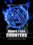 Guard Pass Counters DVD with Marcello Monteiro - Budovideos