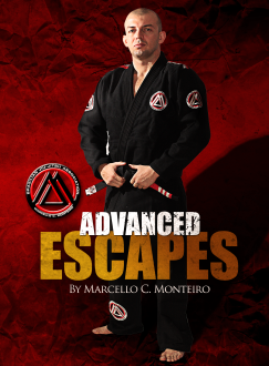 Advanced Escapes DVD with Marcello Monteiro