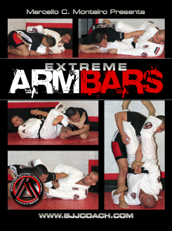 Extreme Armbars DVD with Marcello Monteiro - Budovideos