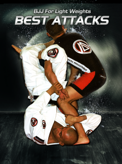 BJJ for Light Weights DVD with Marcello Monteiro - Budovideos