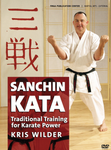 Sanchin Kata - The Root of Karate Power DVD by Kris Wilder - Budovideos