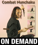 Combat Nunchaku with Guilherme da Luz (On Demand) - Budovideos Inc
