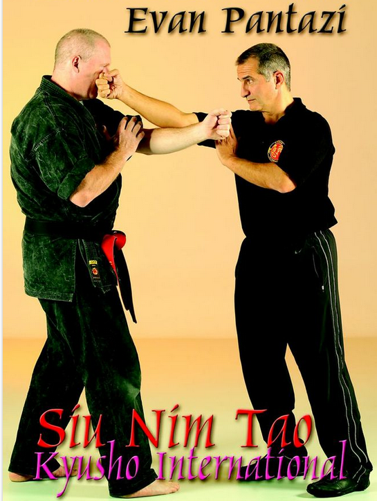 Kyusho Jitsu in Forms - Siu Nim Tao DVD with Evan Pantazi - Budovideos