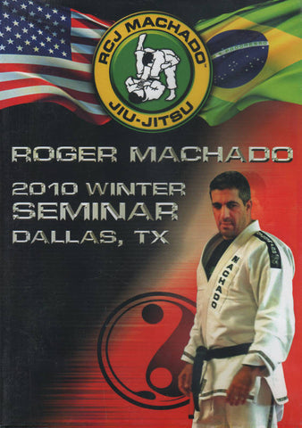 2010 Winter Seminar in Dallas DVD with Roger Machado