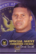 Special Agent Combative Course 2 Disc Set with Derek Smith 1
