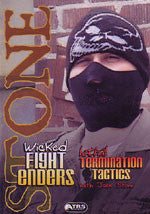 Wicked Fight Enders & Lethal Termination Tactics 2 DVD Set with Jack Stone 1