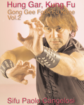 Hung Gar Gong Gee Fook Fu Kune vol 2 DVD with Paolo Cangelosi - Budovideos