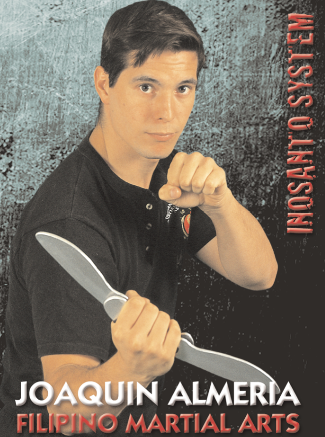 Filipino Martial Arts: Inosanto System DVD by Joaquin Almeria 1