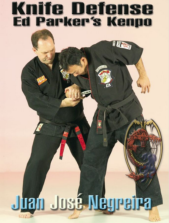 Kenpo Knife Defense DVD by Juan Jose Negreira - Budovideos