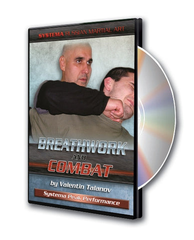 Systema Breathwork and Combat DVD by Valentin Talanov 2