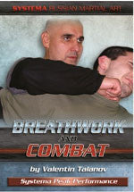 Systema Breathwork and Combat DVD by Valentin Talanov