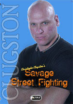Savage Street Fighting DVD wtih Christophe Clugston 1
