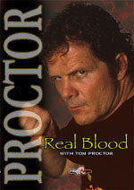 Real Blood Street Fighting DVD wtih Tim Proctor - Budovideos