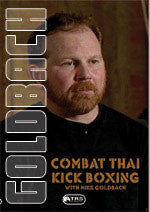 Combat Thai Kickboxing 2 DVD Set with Mike Goldbach - Budovideos Inc