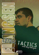 Lethal Tactics DVD wtih Ray Ellingsen 1