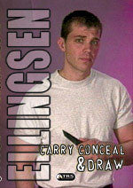 Conceal, Carry & Draw DVD wtih Ray Ellingsen - Budovideos