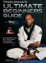 Ultimate Beginners Guide to BJJ DVD with Tinguinha 1