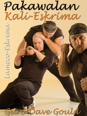 Lameco Eskrima Essential Knife Vol 4 Pakawalan DVD with Dave Gould - Budovideos