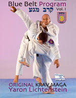 Krav Maga Blue Belt DVD 1 with Yaron Lichtenstein - Budovideos