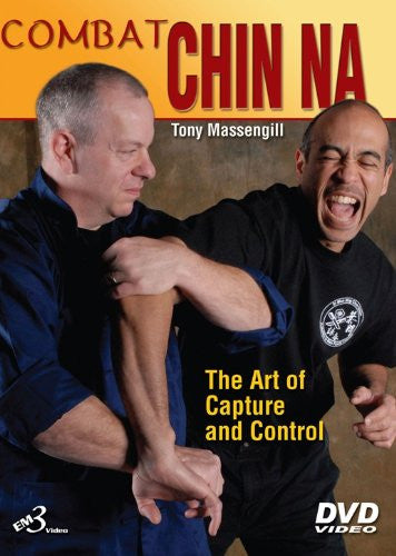 Combat Chin Na DVD with Tony Massengill 1
