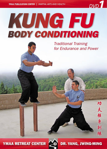 Kung Fu Body Conditioning DVD with Dr Yang, Jwing- Ming