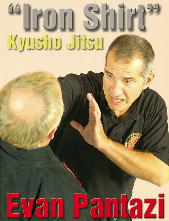 Kyusho: Iron Shirt DVD with Evan Pantazi - Budovideos