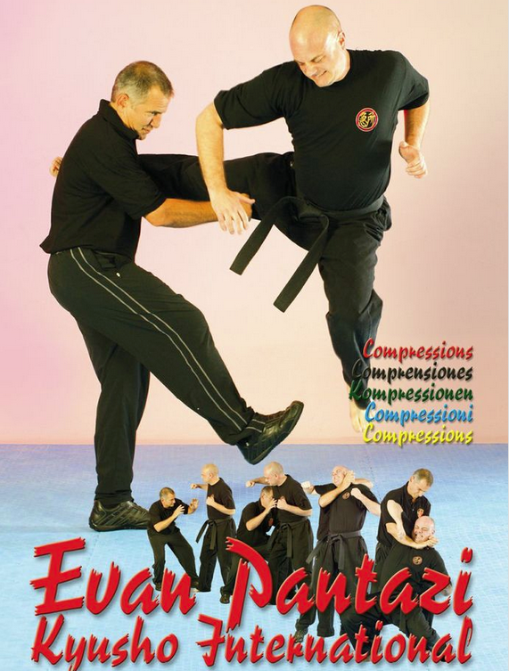 Kyusho Compressions DVD with Evan Pantazi - Budovideos