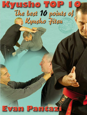 Kyusho Top 10 Points DVD with Evan Pantazi 1