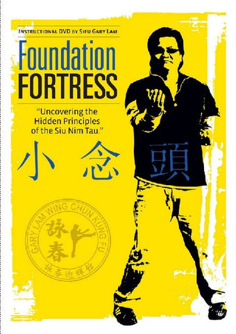 Foundation Fortress DVD with Gary Lam - Budovideos