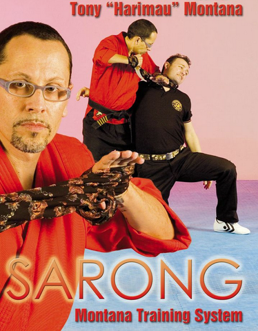 Sarong DVD by Master Tony Montana