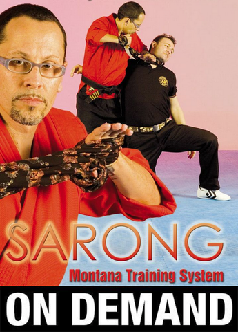Sarong by Tony Montana (On Demand) - Budovideos Inc