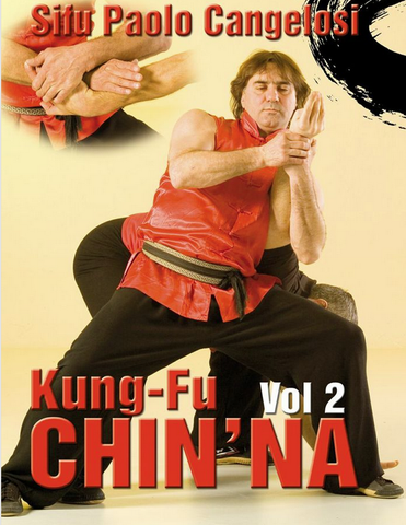 Kung Fu Chin Na Vol 2 DVD by Paolo Cangelosi - Budovideos