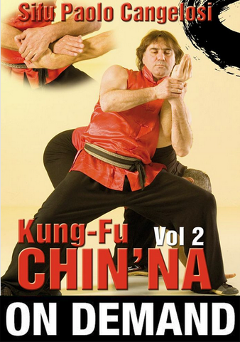 Kung Fu Chin Na Vol 2 by Paolo Cangelosi (On Demand) - Budovideos Inc