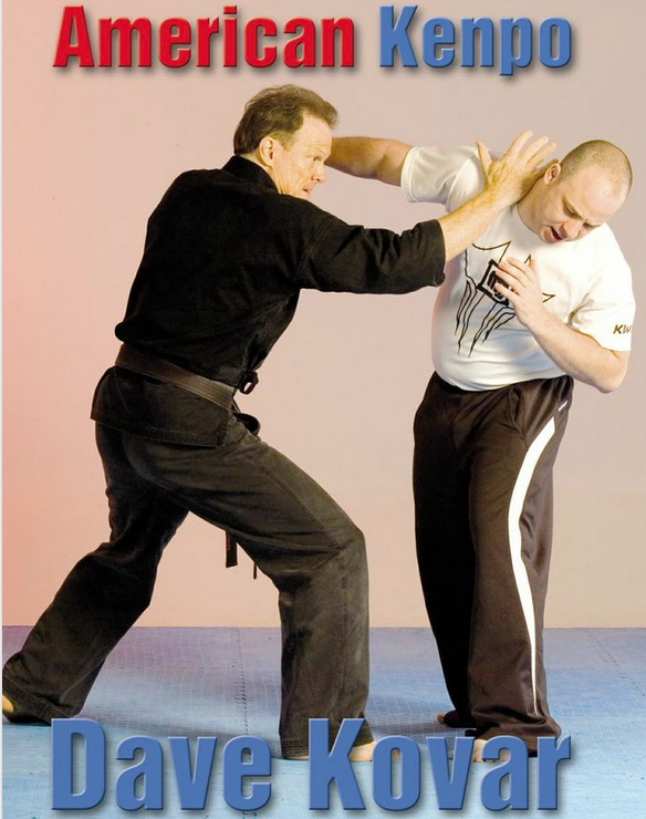 Blended Kenpo DVD by Dave Kovar 1