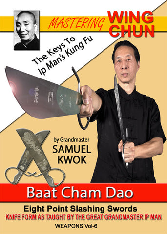 Mastering Wing Chun DVD 6: Keys to Ip Man's Kung Fu with Samuel Kwok - Budovideos