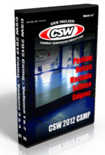CSW 2012 Training Camp DVD Set - Budovideos